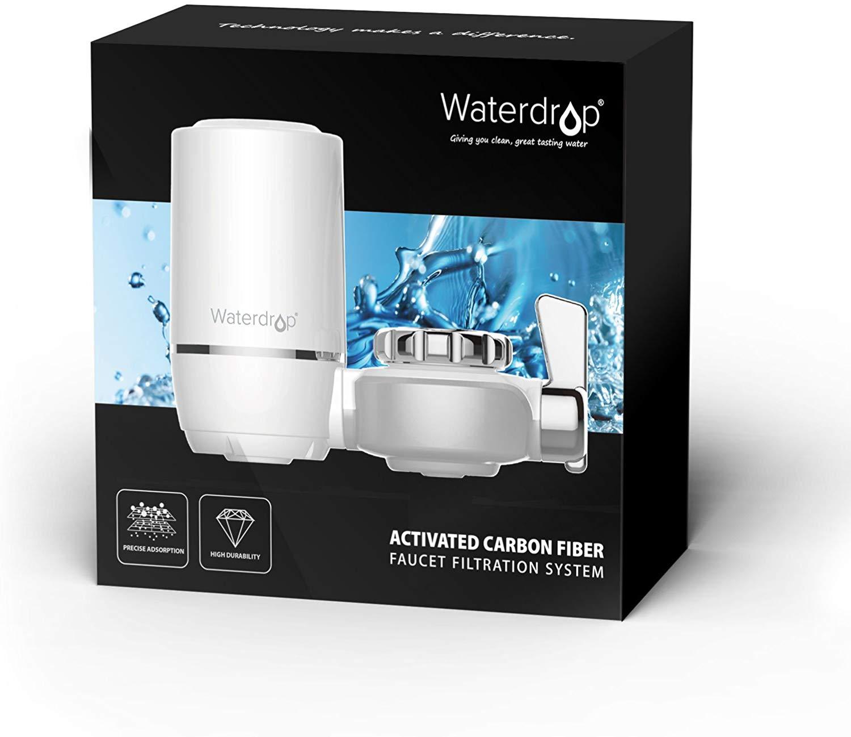 Waterdrop WD-FF-01 Sistema de ACF filtración de agua del grifo