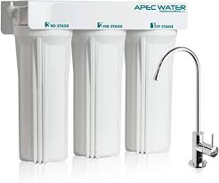 APEC WFS-1000 3 Stage Under Sink Water Filter
