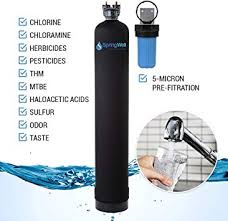 SpringWell Water Whole House Water Filter System